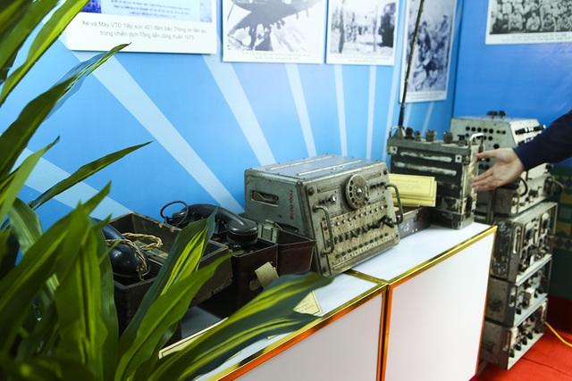 Hàng nghìn kỷ vật chiến tranh được trưng bày tại Thái Nguyên - 12