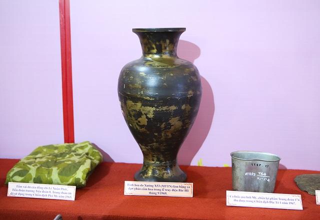 Hàng nghìn kỷ vật chiến tranh được trưng bày tại Thái Nguyên - 2