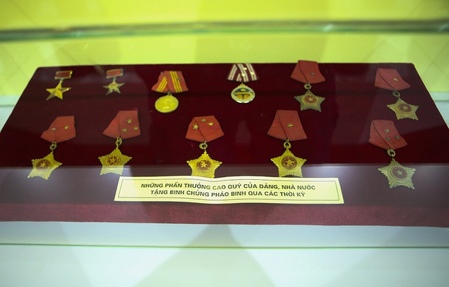 Hàng nghìn kỷ vật chiến tranh được trưng bày tại Thái Nguyên - 13