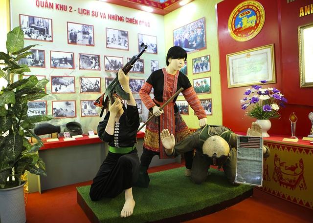 Hàng nghìn kỷ vật chiến tranh được trưng bày tại Thái Nguyên - 9