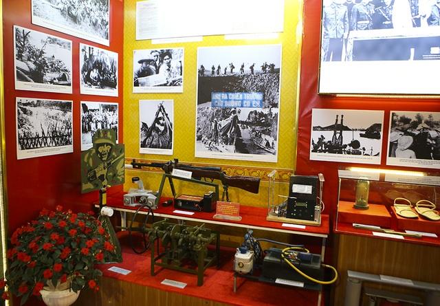 Hàng nghìn kỷ vật chiến tranh được trưng bày tại Thái Nguyên - 8