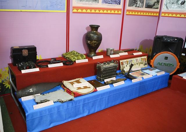 Hàng nghìn kỷ vật chiến tranh được trưng bày tại Thái Nguyên - 6