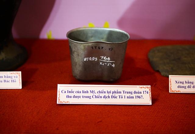 Hàng nghìn kỷ vật chiến tranh được trưng bày tại Thái Nguyên - 10