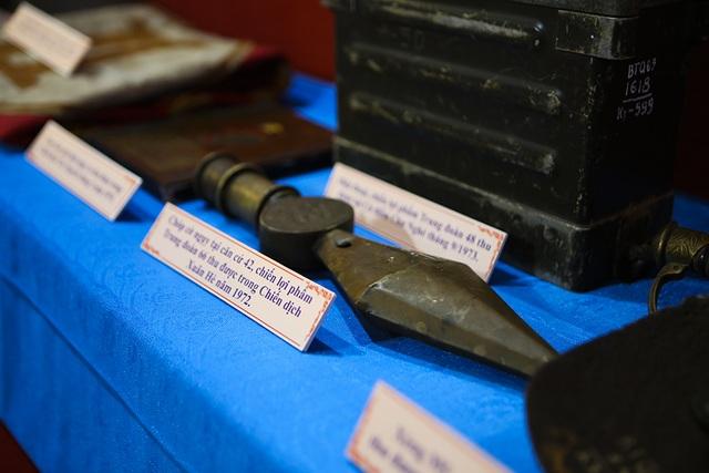 Hàng nghìn kỷ vật chiến tranh được trưng bày tại Thái Nguyên - 4