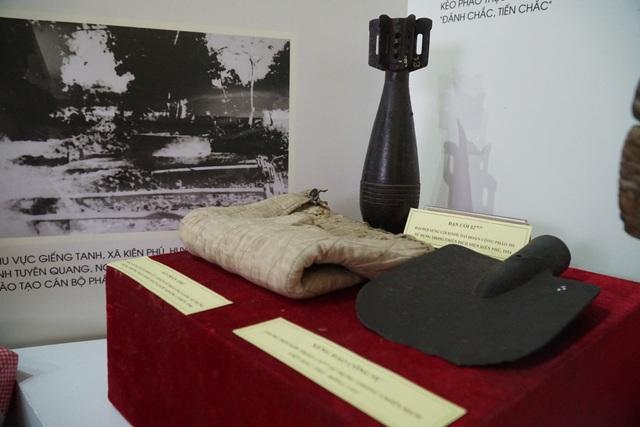 Hàng nghìn kỷ vật chiến tranh được trưng bày tại Thái Nguyên - 15