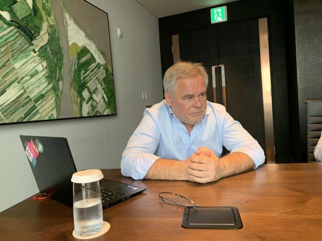 CEO Kaspersky lựa chọn Việt Nam là trung tâm an ninh trong khu vực - 1