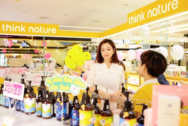 Jennifer Phạm cùng Think Nature hướng về thiên nhiên, cho thai kỳ khoẻ mạnh - 2