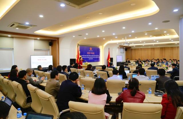 Trường ĐH Công nghiệp Hà Nội chuyển giao chương trình đào tạo tiếng Anh nghề nghiệp cho 34 trường ĐH,CĐ - 1