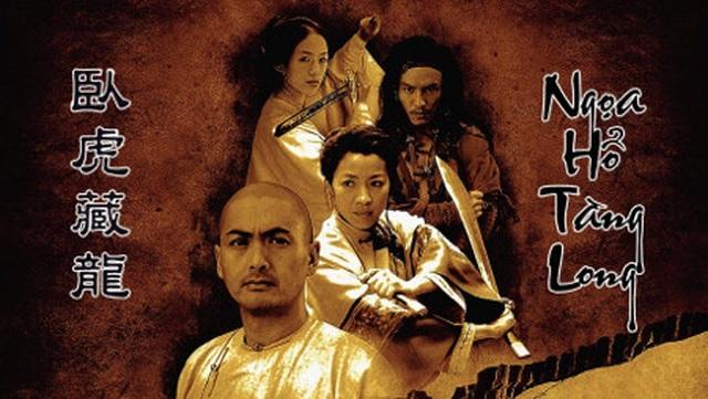 Những tác phẩm xuất sắc của dòng phim kiếm hiệp Trung Hoa - 1