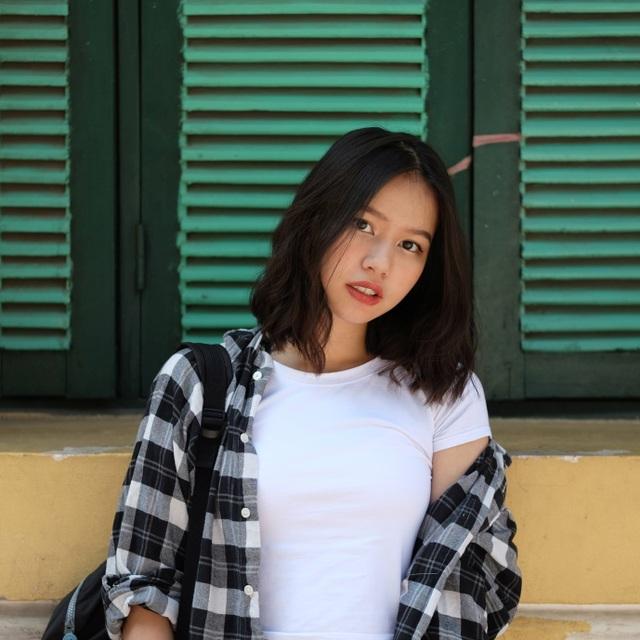 Nữ sinh Ams nhận học bổng 7 tỷ đồng vào đại học GS Ngô Bảo Châu đang giảng dạy - 1