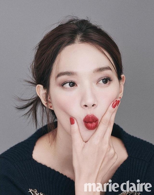 """Shin Min Ah: """"Tôi đã có một năm 2019 tuyệt vời và hạnh phúc"""" - 2"""