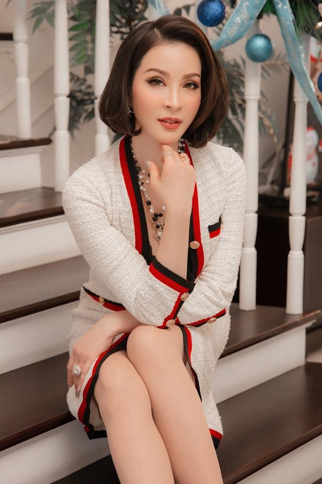 Biệt thự triệu đô của MC Thanh Mai trang hoàng lộng lẫy mùa Giáng sinh - 6