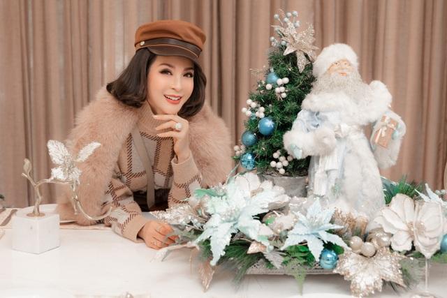 Biệt thự triệu đô của MC Thanh Mai trang hoàng lộng lẫy mùa Giáng sinh - 18