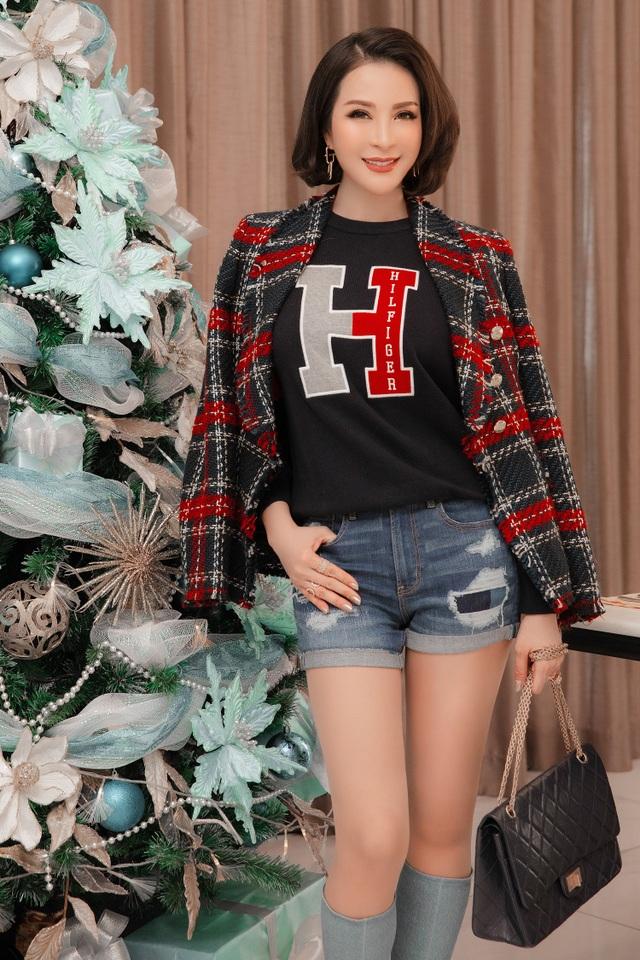 Biệt thự triệu đô của MC Thanh Mai trang hoàng lộng lẫy mùa Giáng sinh - 13