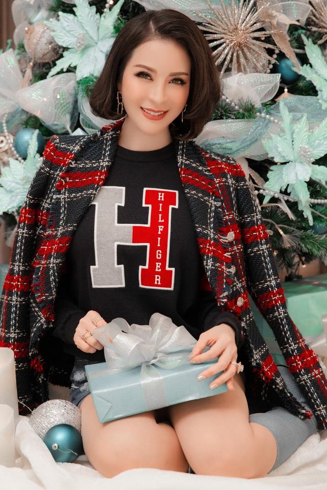 Biệt thự triệu đô của MC Thanh Mai trang hoàng lộng lẫy mùa Giáng sinh - 15