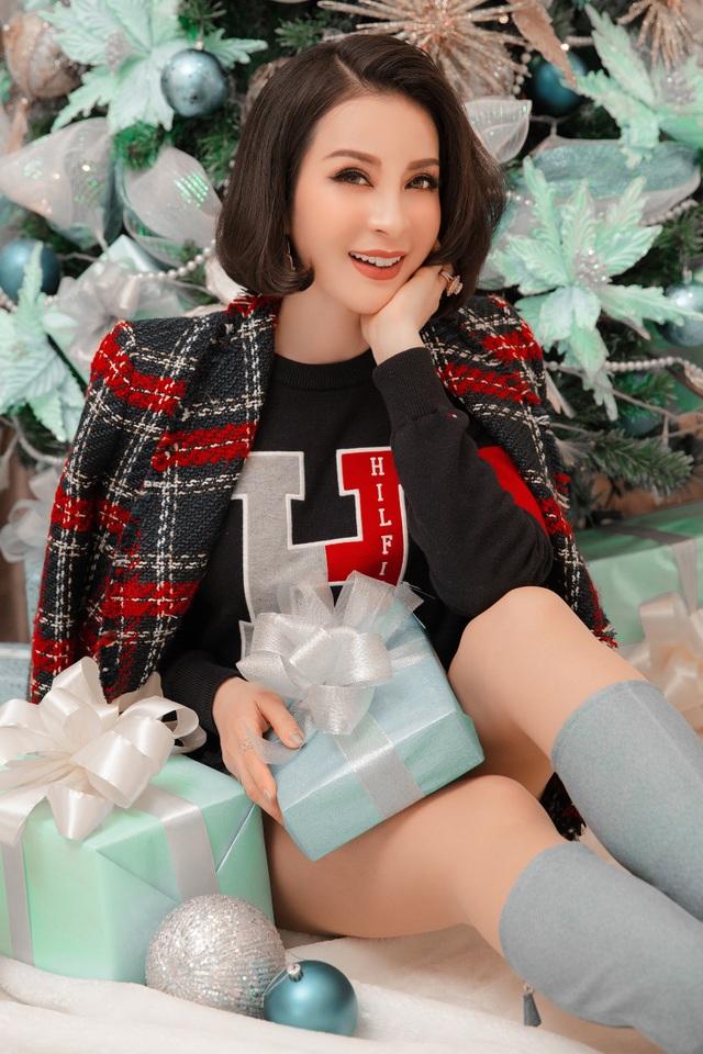 Biệt thự triệu đô của MC Thanh Mai trang hoàng lộng lẫy mùa Giáng sinh - 17