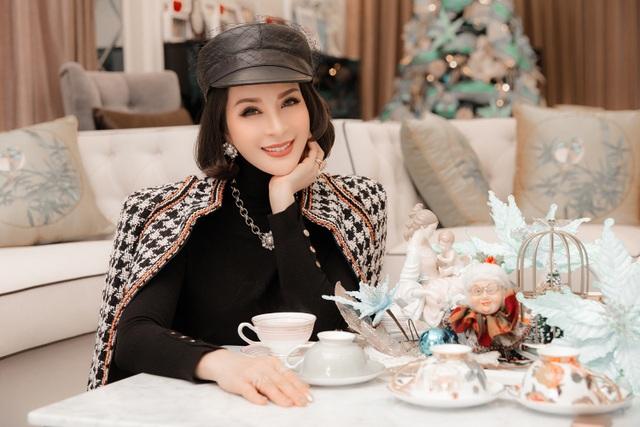 Biệt thự triệu đô của MC Thanh Mai trang hoàng lộng lẫy mùa Giáng sinh - 10