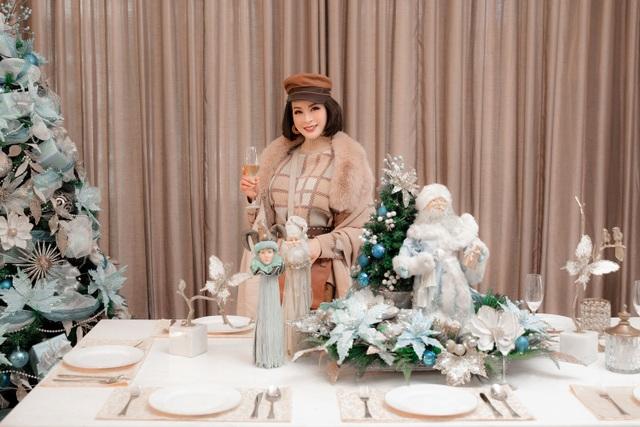 Biệt thự triệu đô của MC Thanh Mai trang hoàng lộng lẫy mùa Giáng sinh - 9