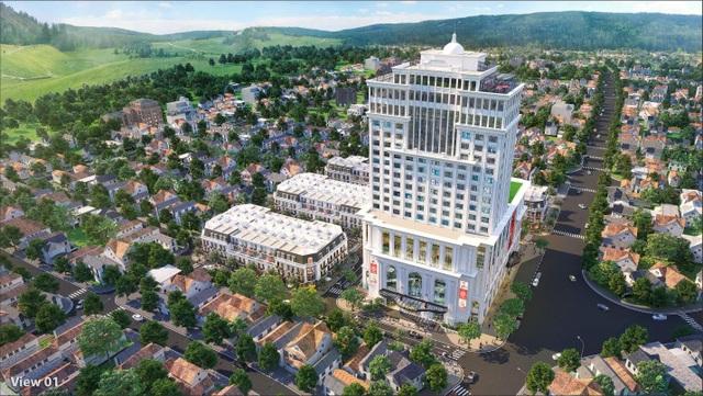 Vingroup chính thức ra mắt Vincom Shophouse Hà Giang - 1