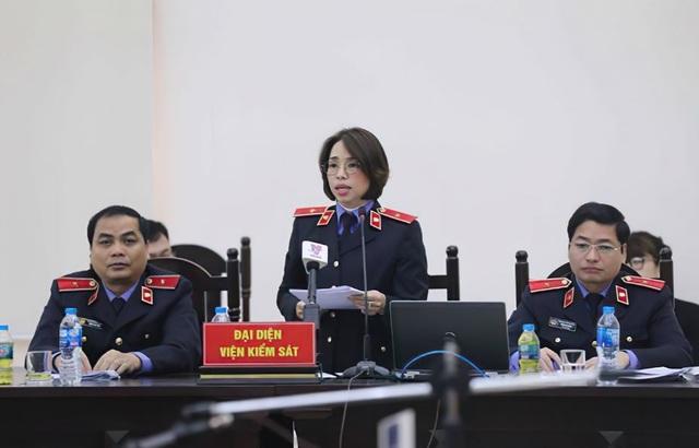 Viện Kiểm sát: Lá thư ông Nguyễn Bắc Son gửi vợ không phải thư tình! - 1