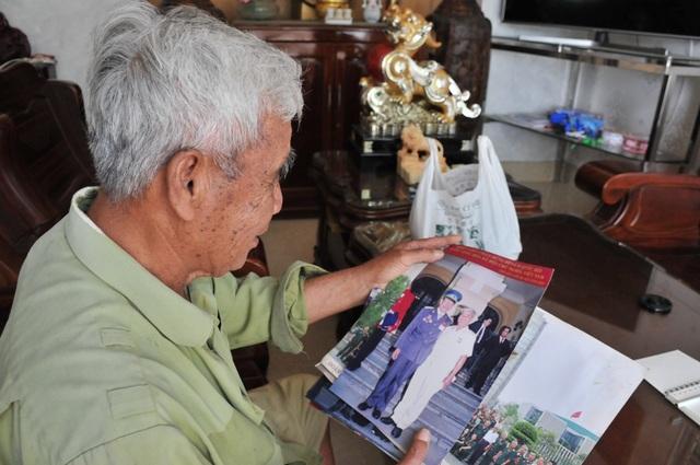 Thiếu tướng về hưu lặn lội xây dựng hơn 1.000 căn nhà cho đồng đội - 6