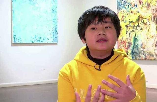 Tổ chức triển lãm tranh tại Mỹ, thần đồng hội họa Việt kiếm được hơn 3,4 tỷ đồng  - 1