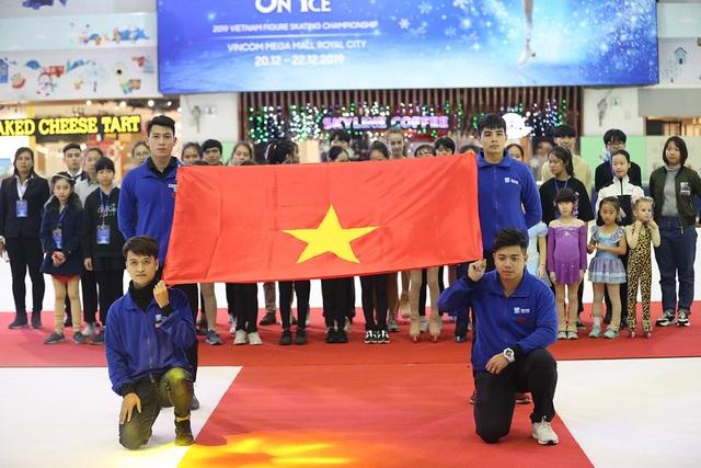 Gần 50 VĐV tranh tài giải trượt băng nghệ thuật Việt Nam 2019 - 3