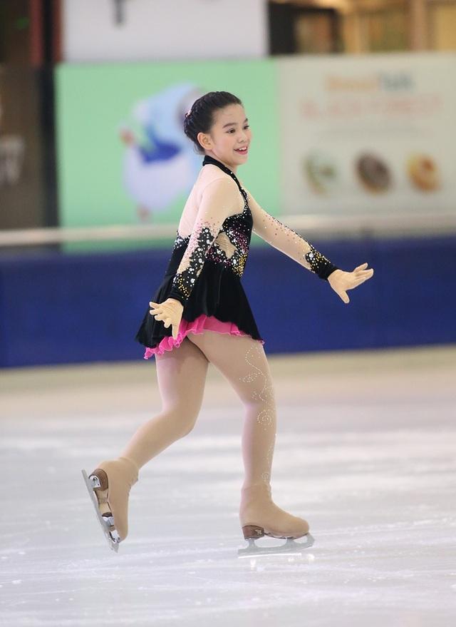 Gần 50 VĐV tranh tài giải trượt băng nghệ thuật Việt Nam 2019 - 8