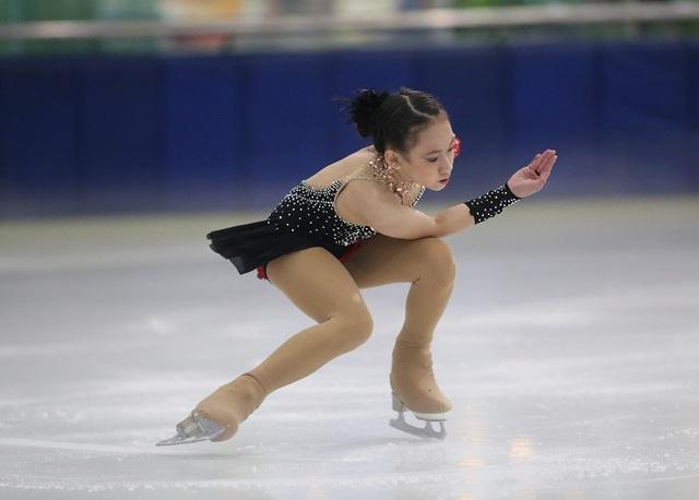 Gần 50 VĐV tranh tài giải trượt băng nghệ thuật Việt Nam 2019 - 6