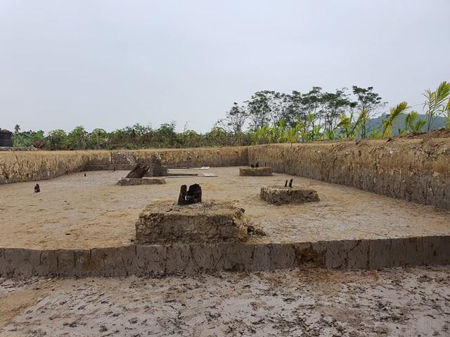 Phát lộ bãi cọc nhà Trần gần nghìn năm tuổi: Quan trọng là bảo tồn và phát huy! - 2