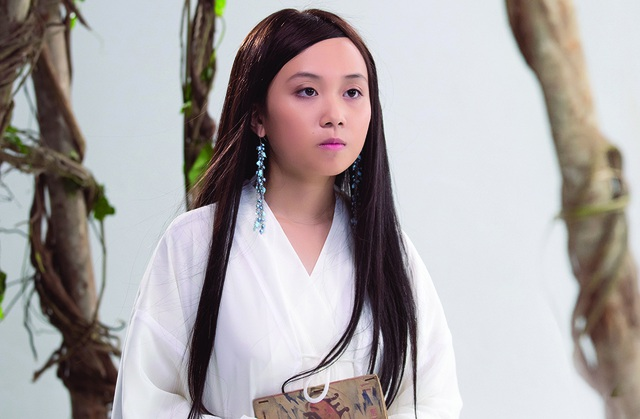 H'Hen Niê bất ngờ diễn xuất cùng con gái ca sĩ Phương Thanh - 7