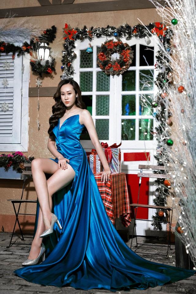 Anika Trinh Trinh hở bạo giữa trời đông Hà Nội - 5