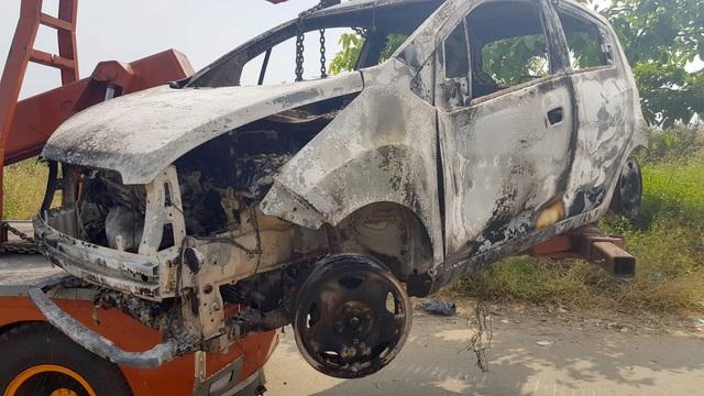 Gia đình người Hàn Quốc bị sát hại, gây thương tích ở TPHCM  - 1