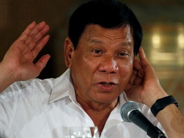 Ông Duterte thách Tòa án hình sự quốc tế treo cổ mình - 1