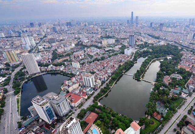 Khung giá đất tối đa ở Hà Nội, TPHCM là 162 triệu đồng/m2 - 1