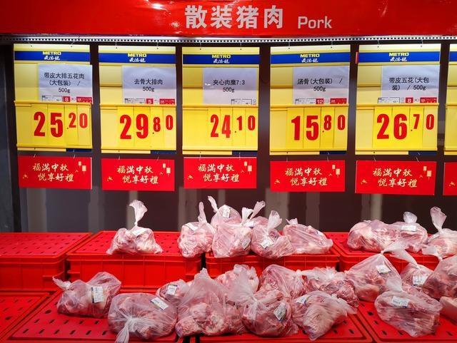 Trung Quốc xả kho thịt lợn giải quyết khủng hoảng trước Tết Nguyên Đán - 1