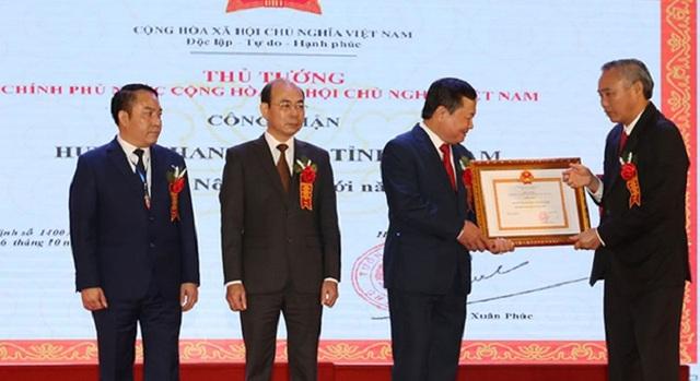 Huyện Thanh Liêm được công nhận huyện đạt chuẩn nông thôn mới - 2