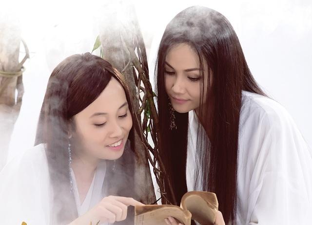 H'Hen Niê bất ngờ diễn xuất cùng con gái ca sĩ Phương Thanh - 6