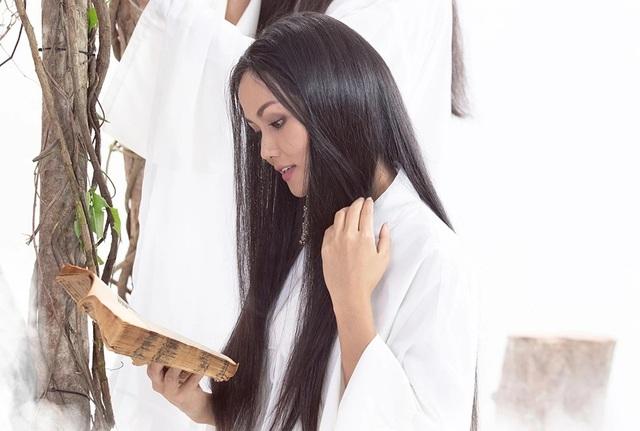 H'Hen Niê bất ngờ diễn xuất cùng con gái ca sĩ Phương Thanh - 3