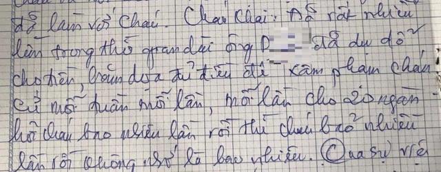 Vụ nữ sinh 11 tuổi nghi bị hàng xóm xâm hại: Hội Bảo vệ quyền trẻ em vào cuộc - 1