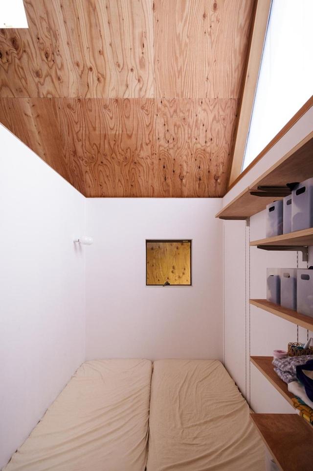 Thiết kế như túp lều, ngôi nhà nông thôn Nhật Bản vẫn gây sốt vì vẻ đẹp không ngờ - 9