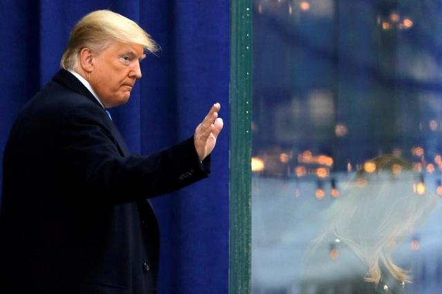 """Luận tội Tổng thống Trump ở Thượng viện: Bài toán """"2 con dê qua cầu"""" - 1"""