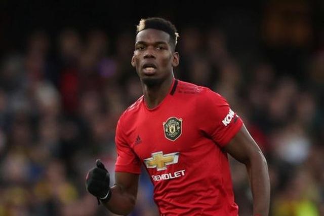 """Pobga trở lại mang niềm hi vọng cải thiện """"phong độ lạ"""" của Man Utd - 2"""