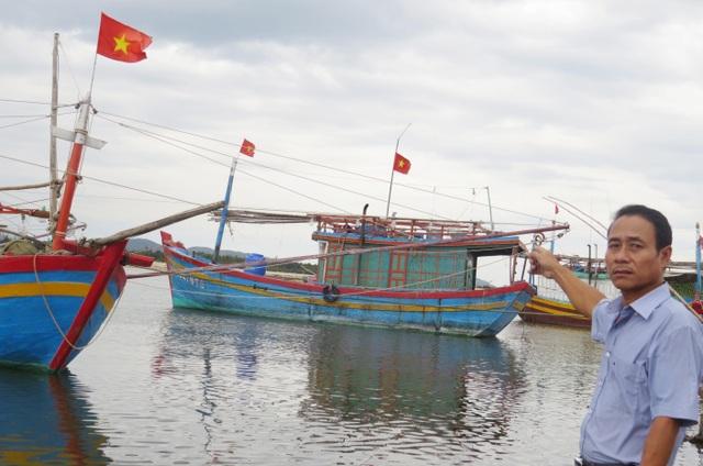 Ngư dân lo lắng vì vay tiền cải hoán tàu cá vẫn chưa chắc được ra khơi - 2