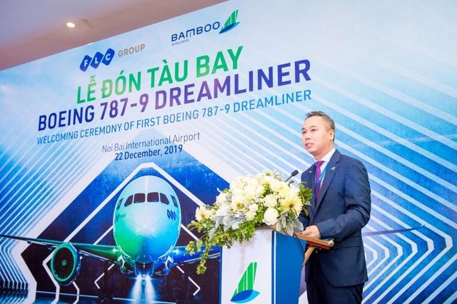 """Cận cảnh Boeing 787-9 Dreamliner """"Ha Long Bay""""- máy bay thân rộng đầu tiên của một hãng hàng không tư nhân Việt Nam - 2"""