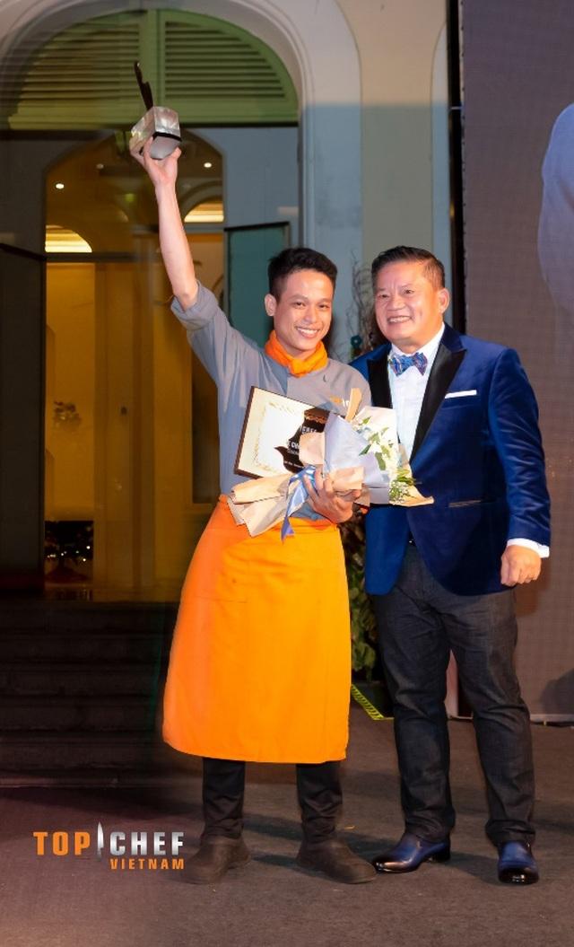 Dạ tiệc trao giải Top Chef mùa 2 tại tòa Lãnh sự quán Pháp - 4