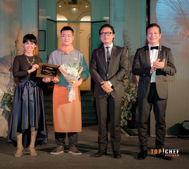Dạ tiệc trao giải Top Chef mùa 2 tại tòa Lãnh sự quán Pháp - 5