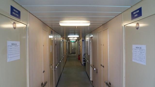 Tâm sự của thủy thủ con tàu đặc biệt - Bệnh viện trên biển - 11