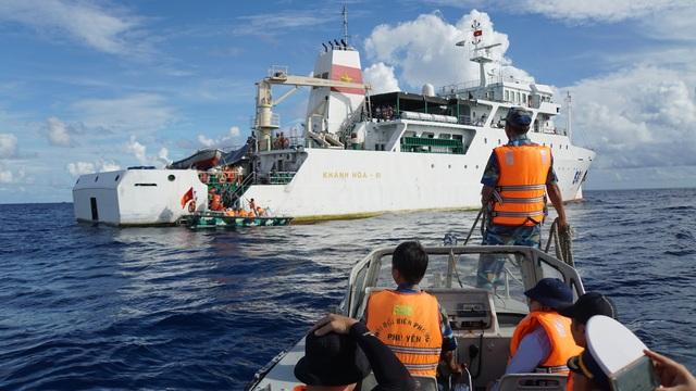 Tâm sự của thủy thủ con tàu đặc biệt - Bệnh viện trên biển - 3