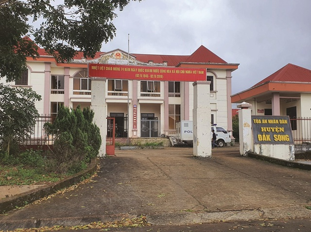 Đắk Nông: Đang kháng án vẫn bị Toà huyện bắt đi chấp hành án phạt tù! - 2